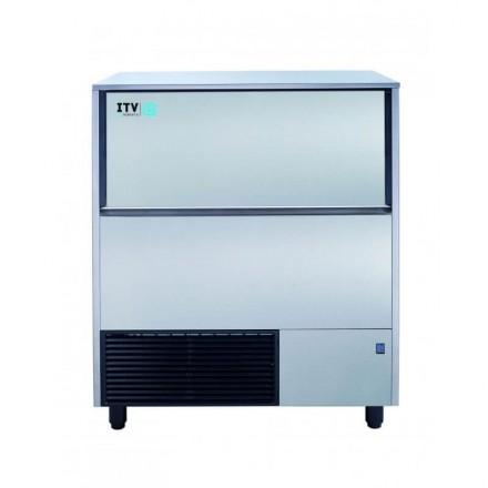 Machine à glaçons creux Q130 122kg/j