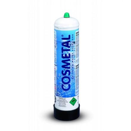 Cartouche jetable de CO² Cosmetal