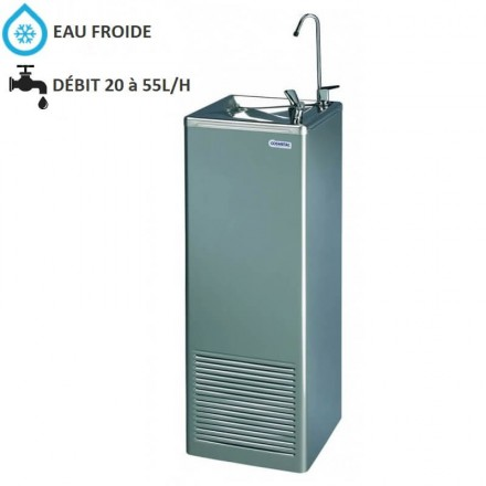 COSMETAL Fontaine à eau RIVER-IB
