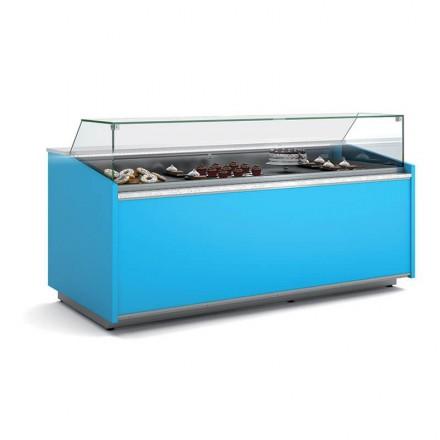 Comptoir réfrigéré 1000 fond plat