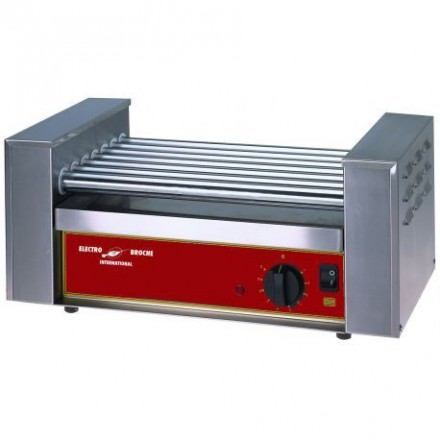 Grill saucisses 5 rouleaux GS1000 Electrobroche