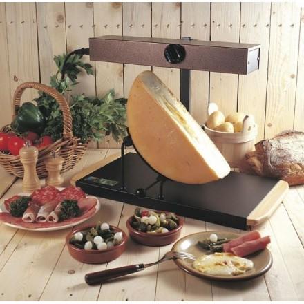 Appareil à raclette traditionnel Alpage BASALTE Louis Tellier