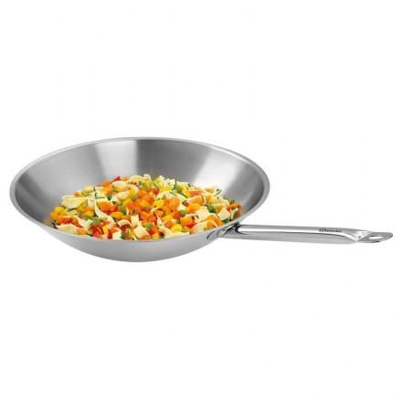 Sauteuse wok inox W385R