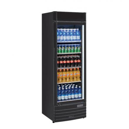 Vitrine réfrigérée à boissons 350L