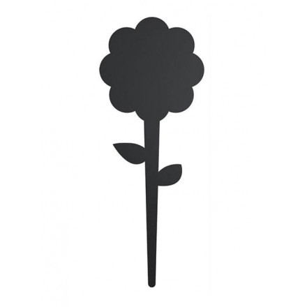Silhouette tag FLOWER