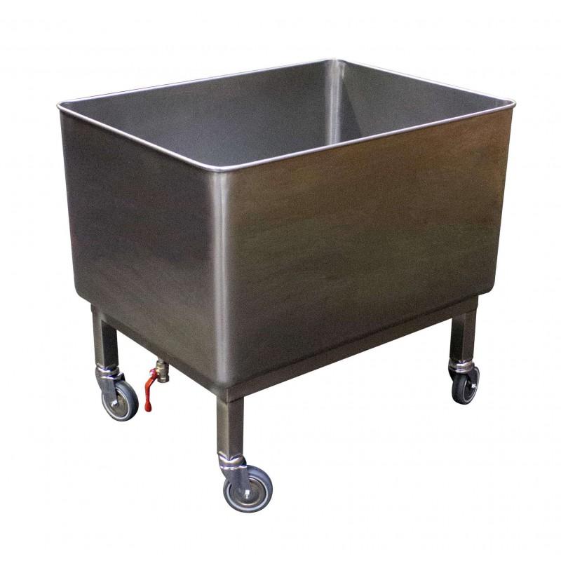 Cuve de brassage inox 200L