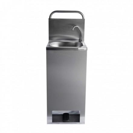 Lave-mains autonome inox ECO