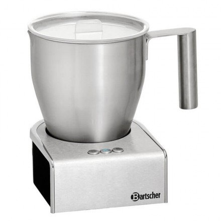 Mousseur à lait à induction inox