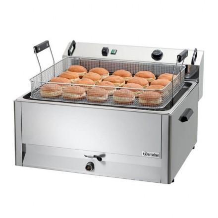 Friteuse à beignets électrique 30L Bartcsher