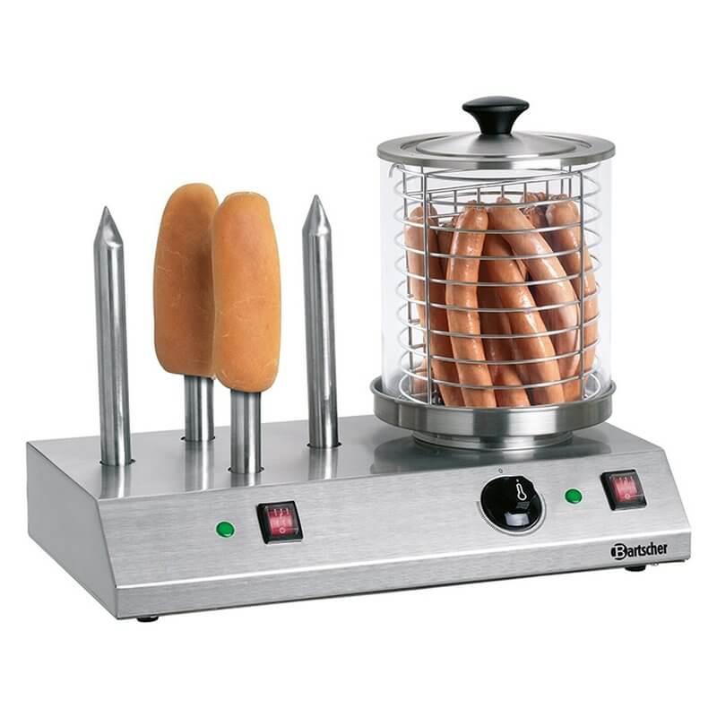 Machine à hot dog Bartscher