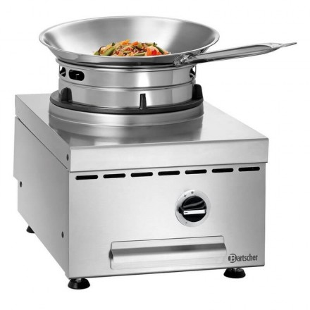 Cuisinière wok de table GWTH1 BARTSCHER