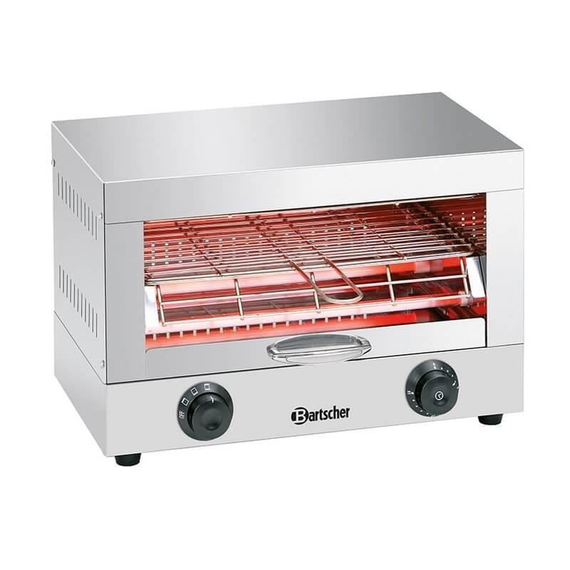 Toaster professionnel Barscher
