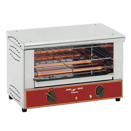 Toaster professionnel ElectroBroche T1000