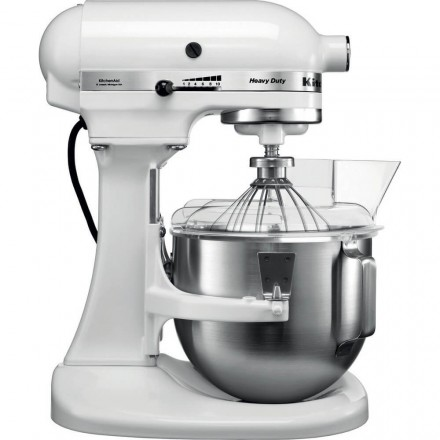 Robot KitchenAid HEAVY DUTY 4.8L noir