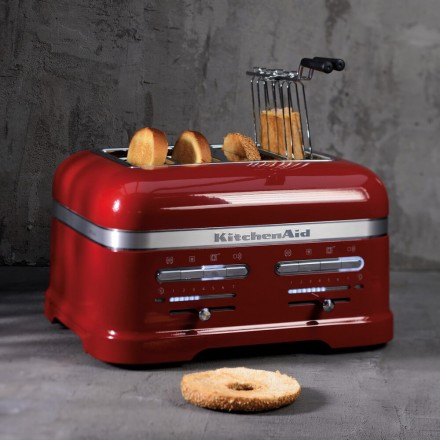 Grille-pain 4 fentes Artisan KitchenAid 5KMT4205