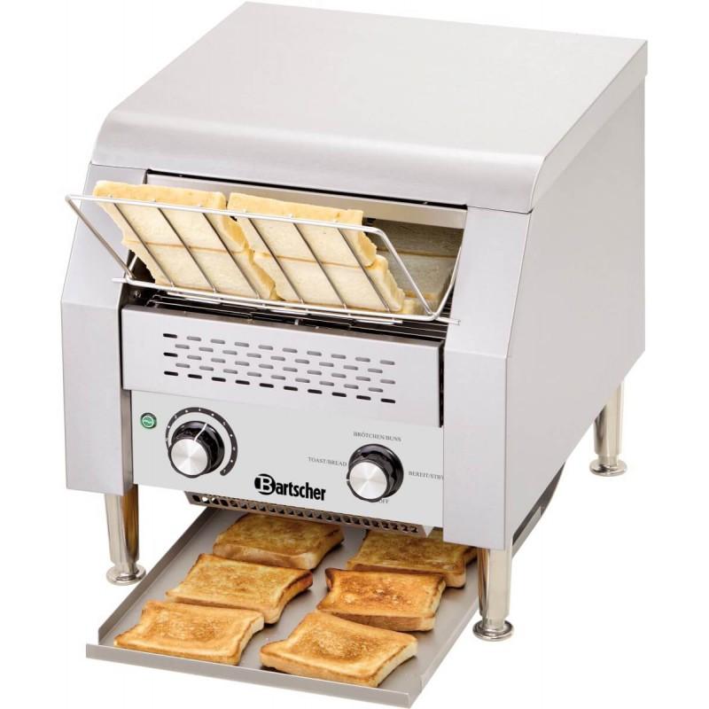Grille-pain à convoyeur