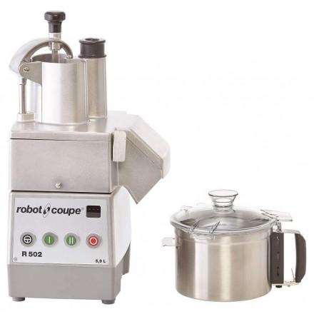 Combiné cutter & coupe-légumes R502 ROBOT COUPE