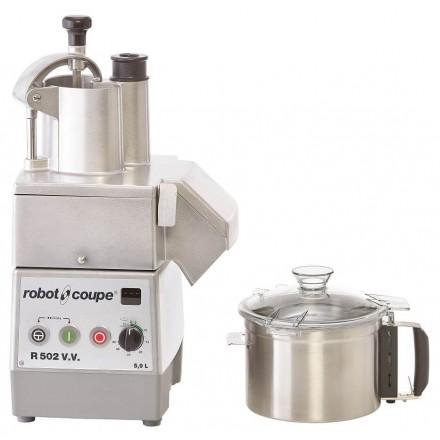 Combiné cutter & coupe-légumes R502V.V. ROBOT COUPE