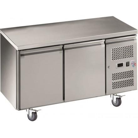 Table réfrigérée négative 2 portes GN2100BT