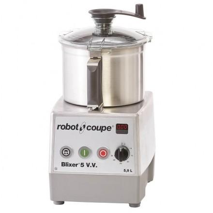 Blixer 5V.V. Robot Coupe (vitesse variable)