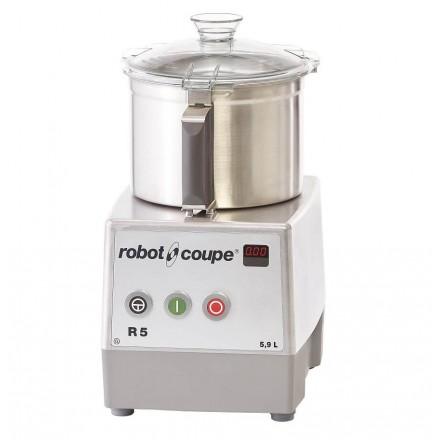 Cutter Robot Coupe R5-1V (1 vitesse)