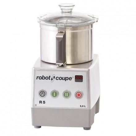 Cutter Robot Coupe R5-2V (2 vitesses)