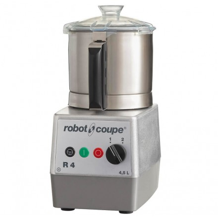 Cutter professionnel Robot Coupe R4-2V