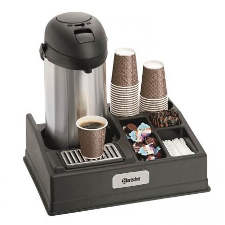 Présentoir à café pour thermos