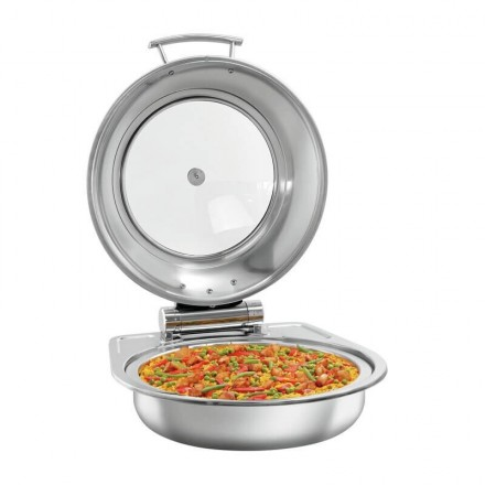Chafing dish rond 6.2L Flexible