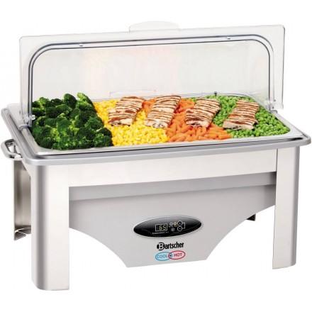 Chafing dish électrique GN1/1 HOT COLD