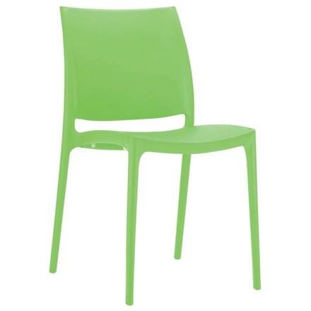 Chaise de jardin Toulon vert