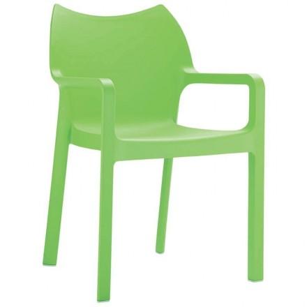 Fauteuil Toulon vert