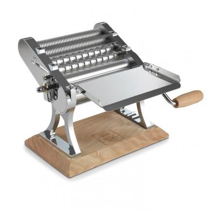 Machine à pâtes manuelle Otello Sky Chrome - Marcato