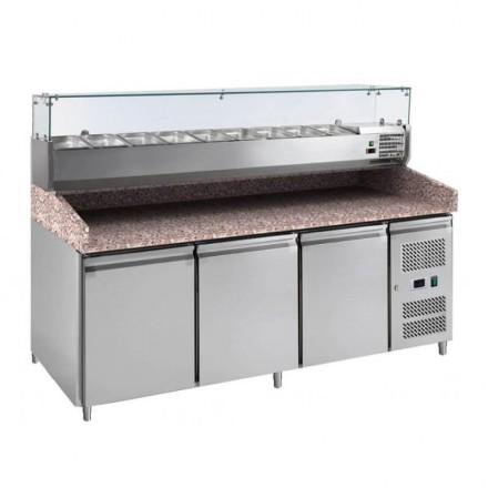 Table à pizza réfrigérée QZ30
