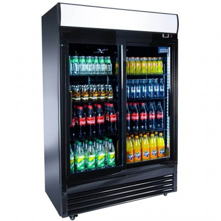Vitrine à boissons 880L