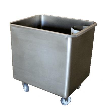Cuve de trempage inox 150L