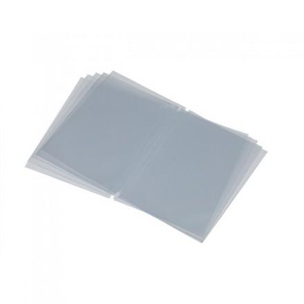 Inserts transparents A5 SECURIT Protège-menus A5