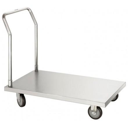 Chariot de transport inox TP100