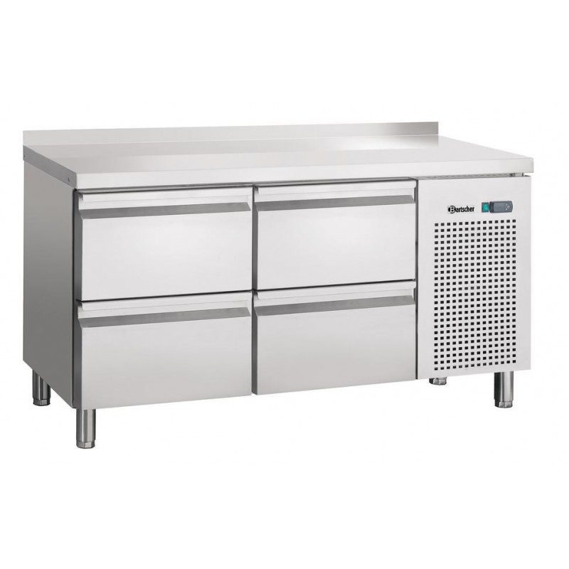 Table réfrigérée 4 tiroirs