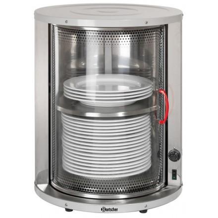 Crêpière à gaz ø40cm Electro Broche