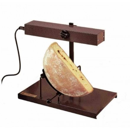 Appareil à raclette traditionnel Alpage BRONZE Louis Tellier