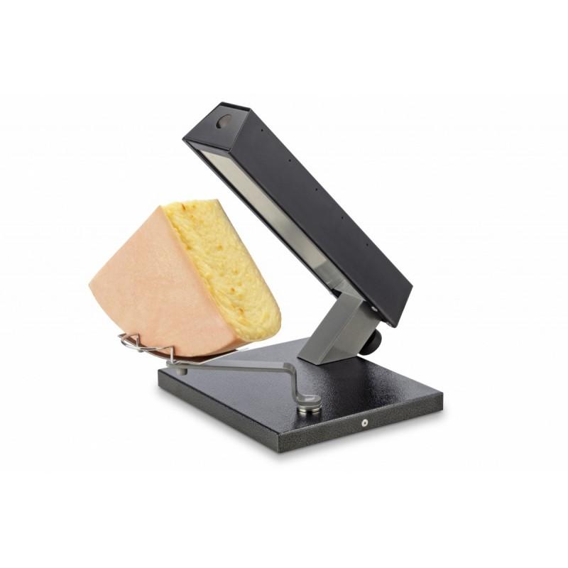 """Appareil à raclette traditionnel """"PARTY"""" pour 1/4 fromage"""