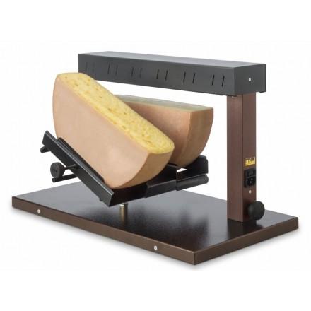 """Appareil à raclette """"DS2000"""" pour 2x1/2 fromage"""