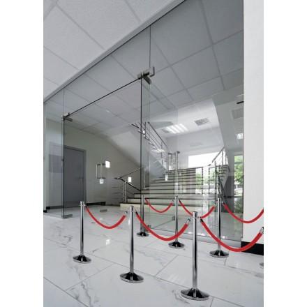 Poteau d'accueil INOX SECURIT Poteaux d'accueil / Tapis