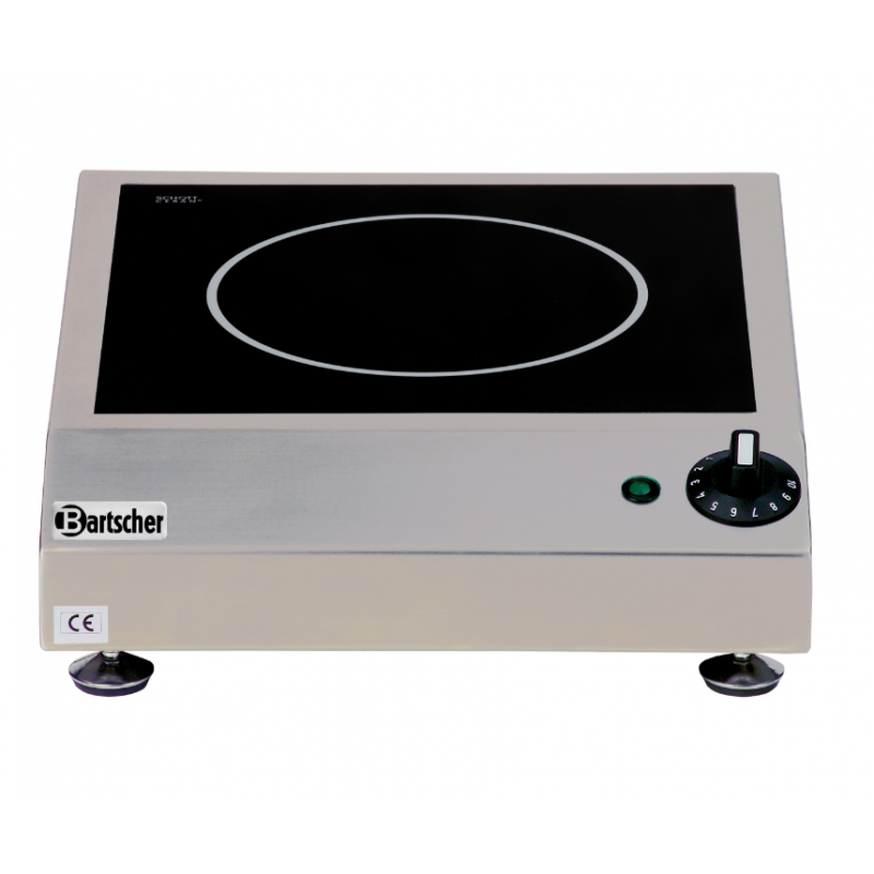 Réchaud vitrocéramique 2.3kW