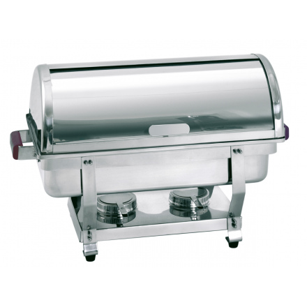 Chafing dish à couvercle rolltop BARTSCHER