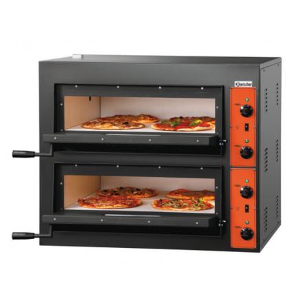 Four à pizza 2x4 pizzas CT200