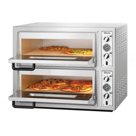 Four à pizza 2x4 pizzas ø30cm Bartscher NT622