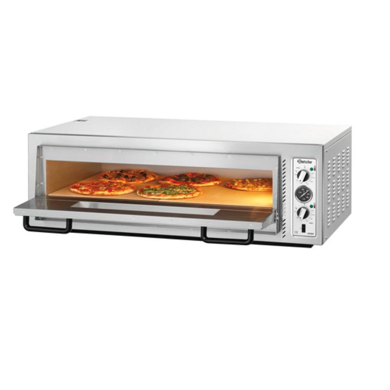 Four à pizza 6 pizzas ø30cm Bartscher NT901