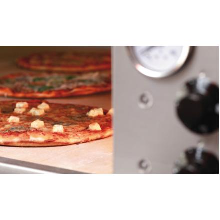 Four à pizza 9 pizzas ø33cm ET105